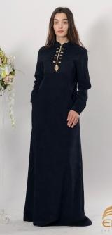 Платье Фариза микровельвет