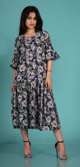 Платье софт короткое разные расцветки